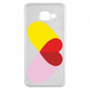 Samsung A3 2016 Case Heart pill