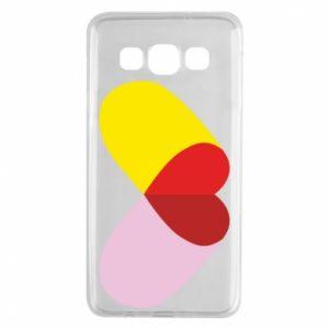 Samsung A3 2015 Case Heart pill