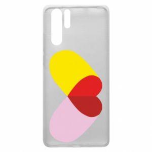Huawei P30 Pro Case Heart pill