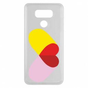 LG G6 Case Heart pill
