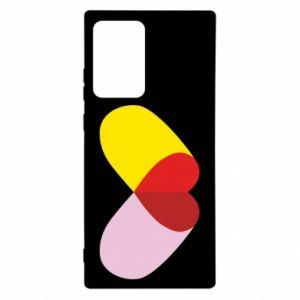 Samsung Note 20 Ultra Case Heart pill