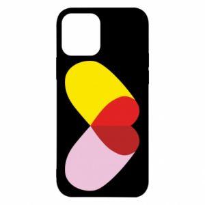 iPhone 12/12 Pro Case Heart pill