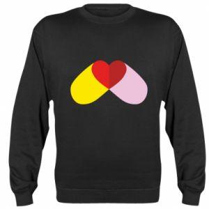 Bluza (raglan) Pigułka serca