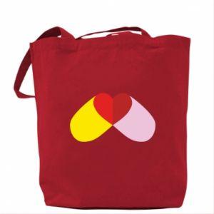 Bag Heart pill