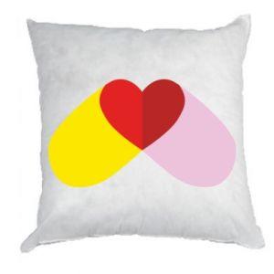 Pillow Heart pill