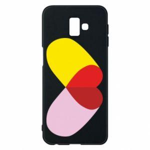 Samsung J6 Plus 2018 Case Heart pill