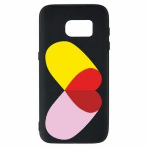Samsung S7 Case Heart pill
