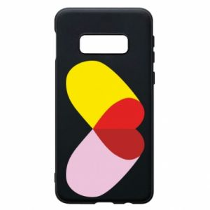 Samsung S10e Case Heart pill