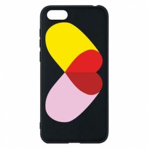 Huawei Y5 2018 Case Heart pill