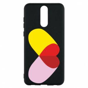 Huawei Mate 10 Lite Case Heart pill