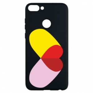 Huawei P Smart Case Heart pill