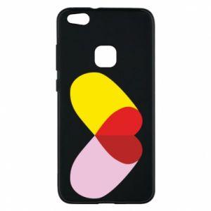 Huawei P10 Lite Case Heart pill