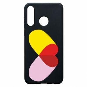 Huawei P30 Lite Case Heart pill
