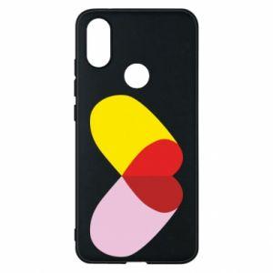 Xiaomi Mi A2 Case Heart pill