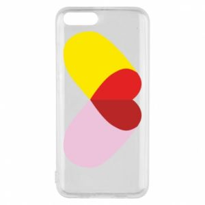 Xiaomi Mi6 Case Heart pill