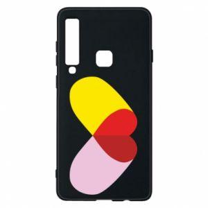 Samsung A9 2018 Case Heart pill