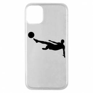 Phone case for iPhone 11 Pro Football