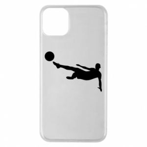 Phone case for iPhone 11 Pro Max Football