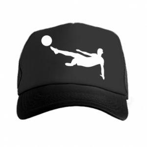 Trucker hat Football