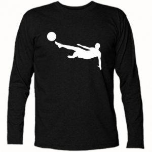 Long Sleeve T-shirt Football
