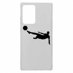 Samsung Note 20 Ultra Case Football