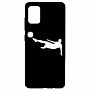 Samsung A51 Case Football