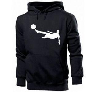 Men's hoodie Football