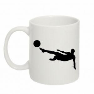 Mug 330ml Football
