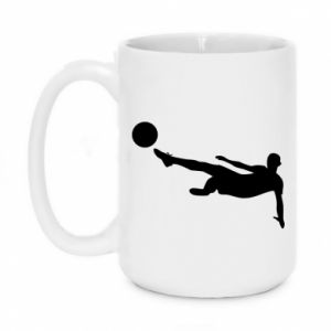 Mug 450ml Football