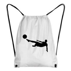 Backpack-bag Football