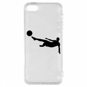 Phone case for iPhone 5/5S/SE Football