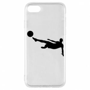 Phone case for iPhone 8 Football