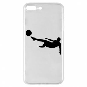 Phone case for iPhone 8 Plus Football