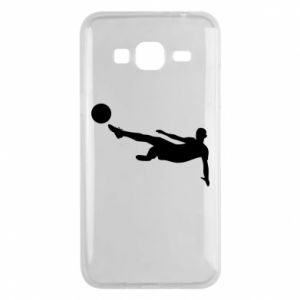 Phone case for Samsung J3 2016 Football