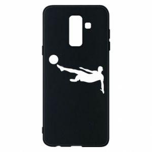 Phone case for Samsung A6+ 2018 Football
