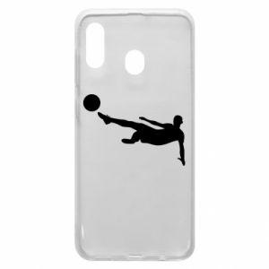 Phone case for Samsung A20 Football