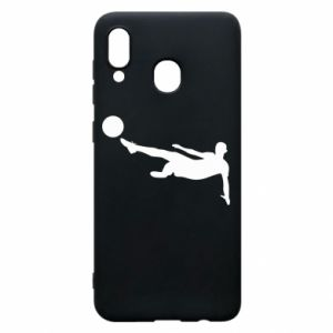 Phone case for Samsung A30 Football