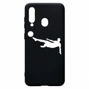 Phone case for Samsung A60 Football