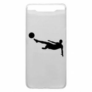 Phone case for Samsung A80 Football