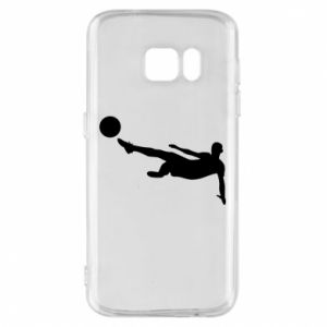Phone case for Samsung S7 Football