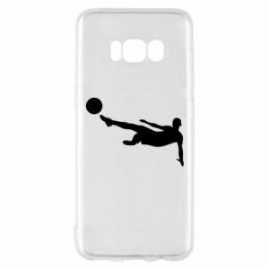 Phone case for Samsung S8 Football