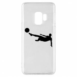 Phone case for Samsung S9 Football