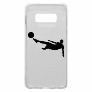 Phone case for Samsung S10e Football