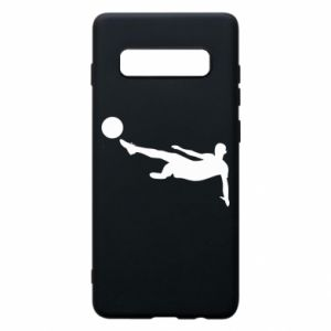 Phone case for Samsung S10+ Football