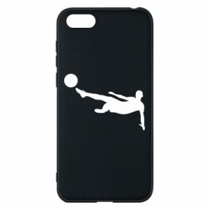 Phone case for Huawei Y5 2018 Football