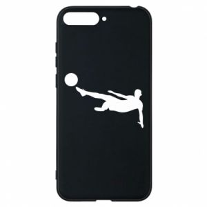 Phone case for Huawei Y6 2018 Football