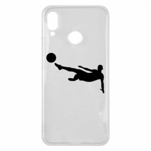 Phone case for Huawei P Smart Plus Football