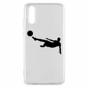 Phone case for Huawei P20 Football