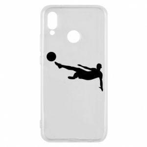 Phone case for Huawei P20 Lite Football