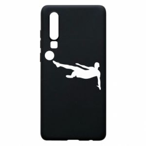 Phone case for Huawei P30 Football